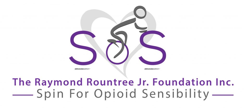 The Raymond Rountree Jr. Foundation Inc: Spin For Opioid Sensibility